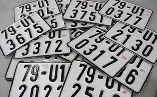 Dịch biển số xe máy, ô tô theo phong thủy